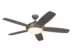 52' Sleek Fan - Roman Bronze