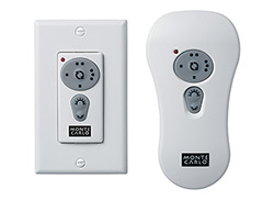 Reversible Wall - Hand-held Remote Transmitter