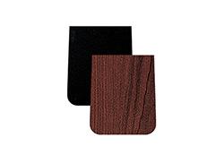 52' Standard Blades - Black/Walnut, Oval Tip
