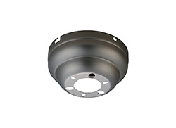 Flush Mount Canopy - Brushed Pewter