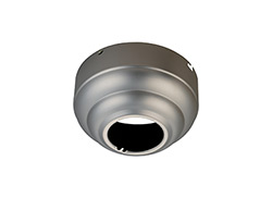 Slope Ceiling Adapter, Brushed Pewter