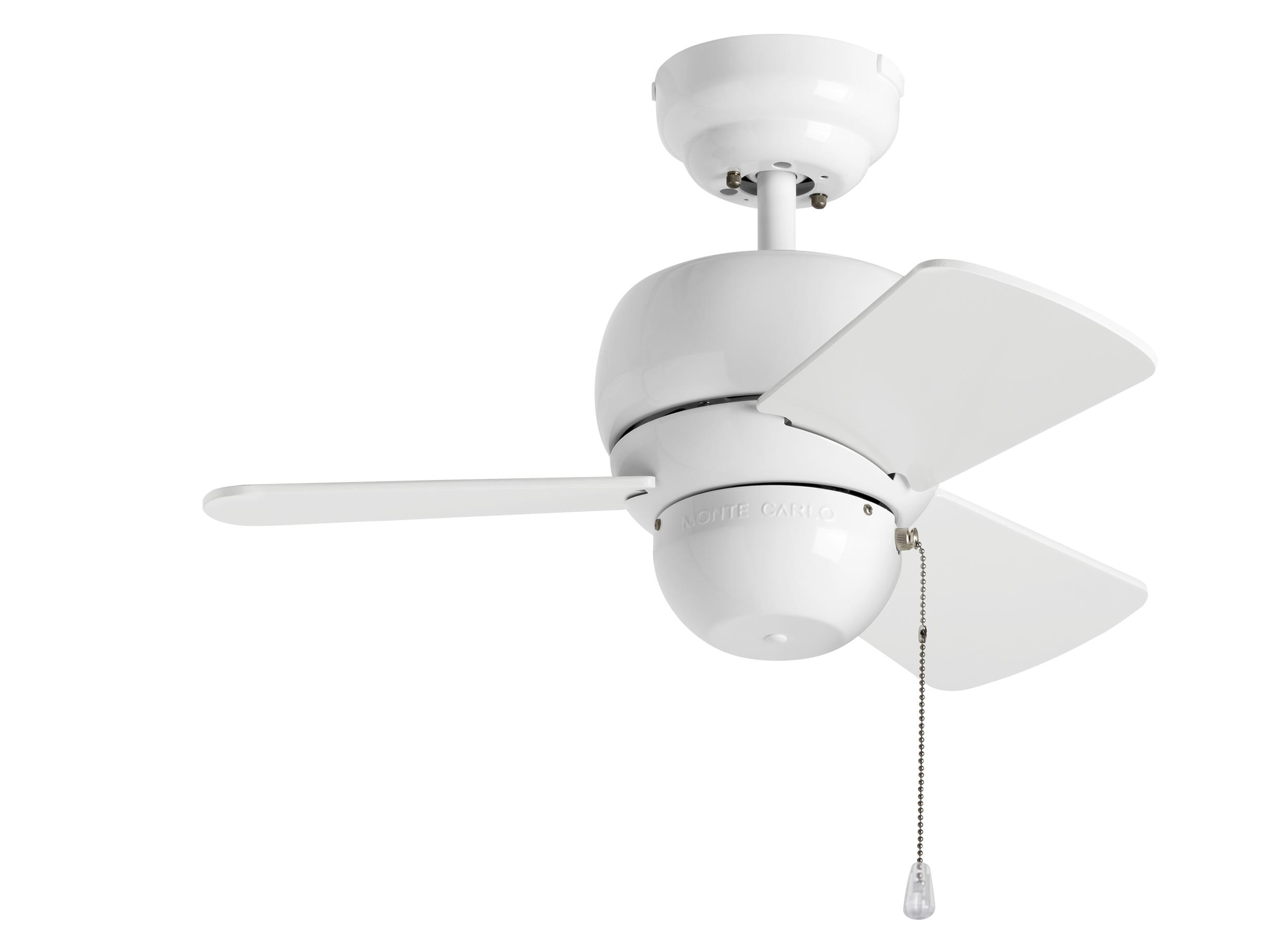 "3TF24WH 24"" Micro 24 Fan White White"