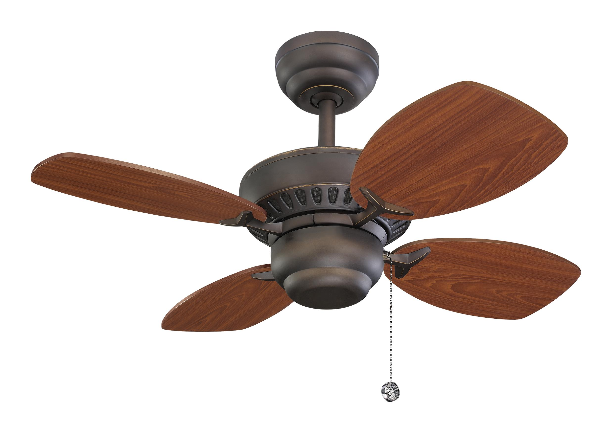 "4CO28RB 28"" Colony II Fan Roman Bronze Roman Bronze"