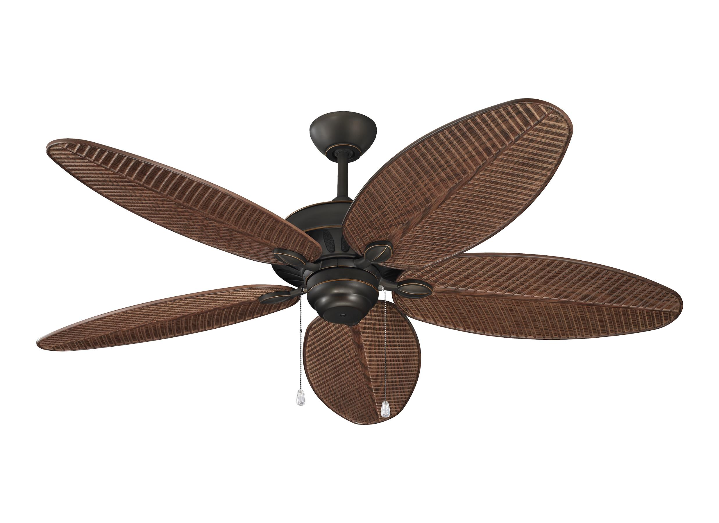 "5CU52RB 52"" Cruise Outdoor Fan Roman Bronze Wet Rated Roman"