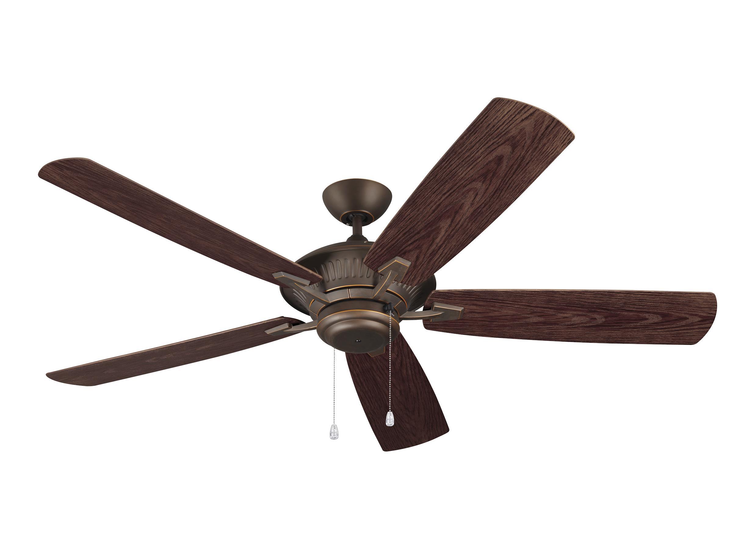 "5CY60RB 60"" Cyclone Outdoor Fan Roman Bronze Roman Bronze"
