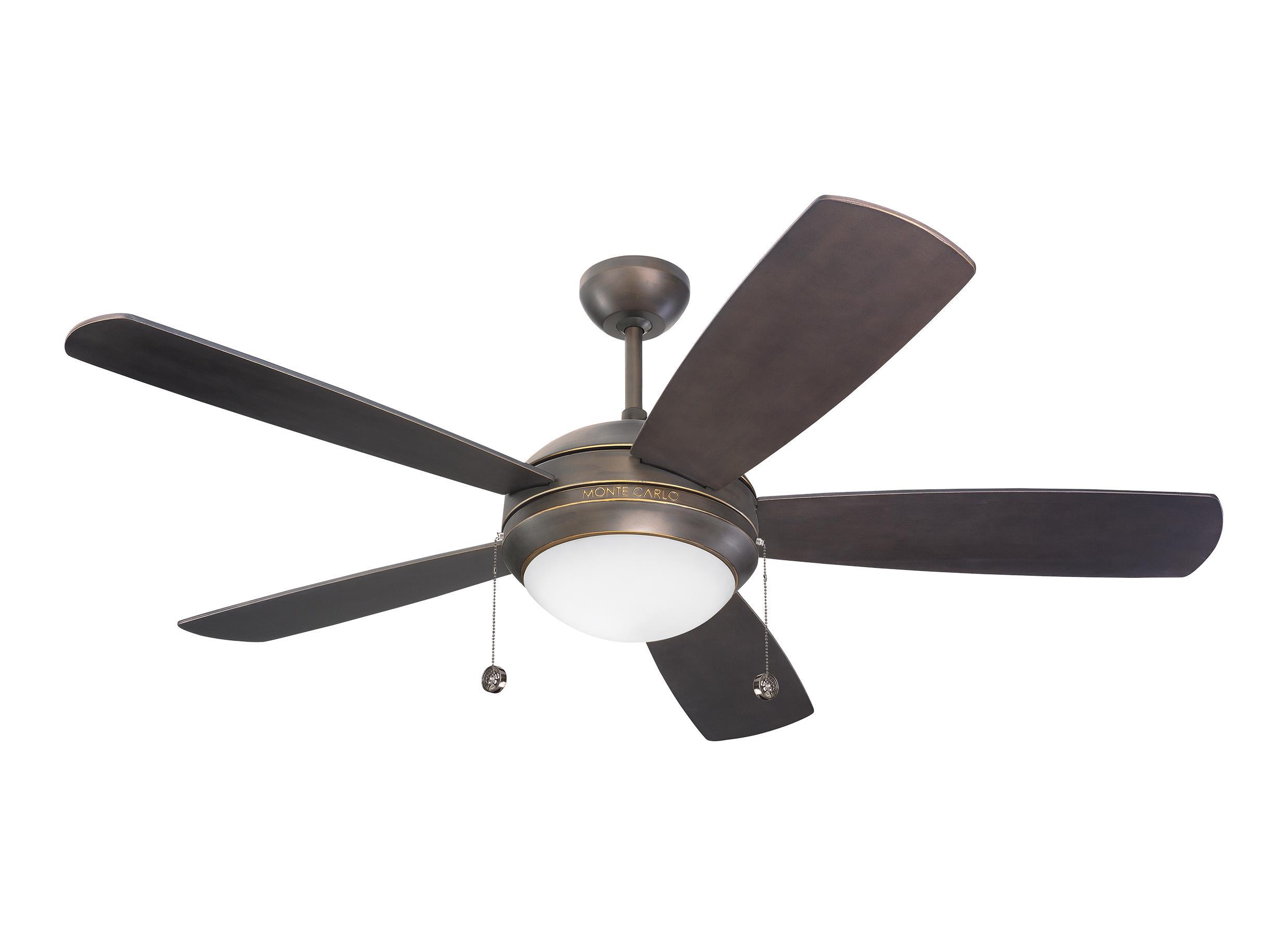 52 discus fan roman bronze bronze ceiling fan