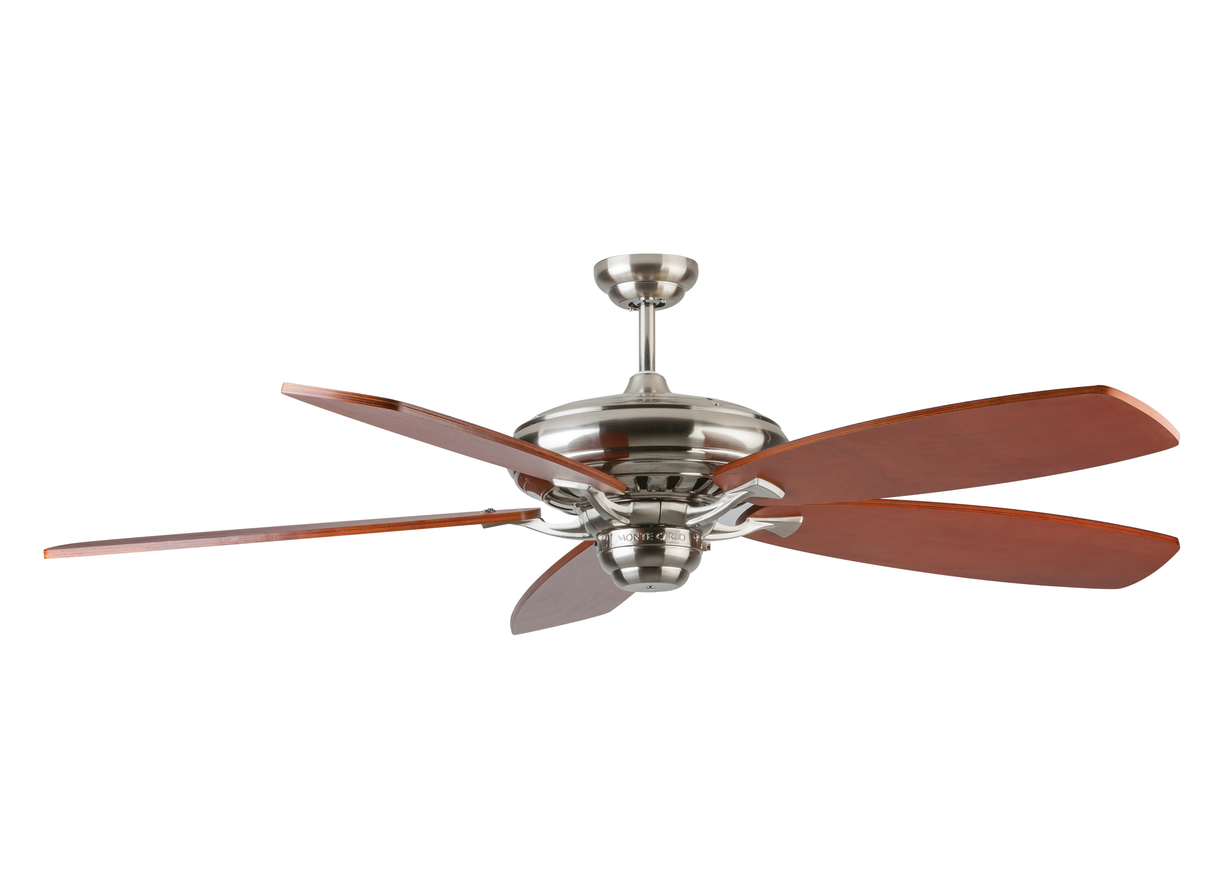 5MXBS Maxima Fan Blades Separate Brushed Steel Brushed Steel