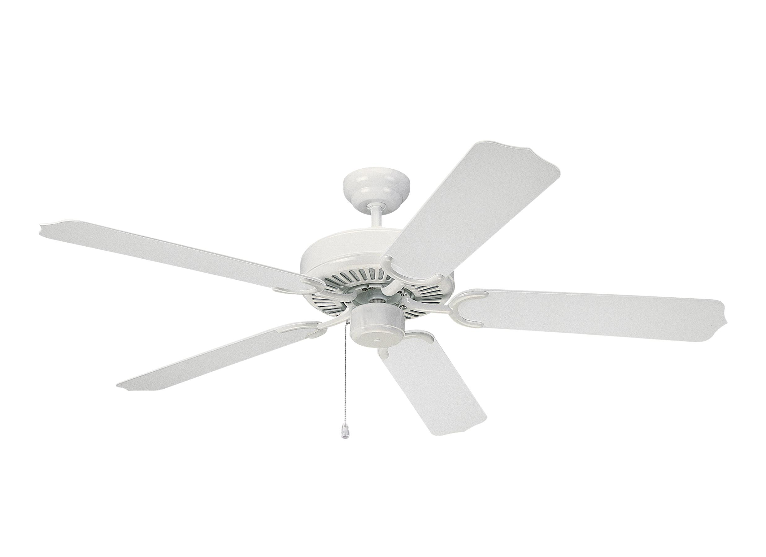 "5WF52WH 52"" Weatherford Outdoor Fan White White"