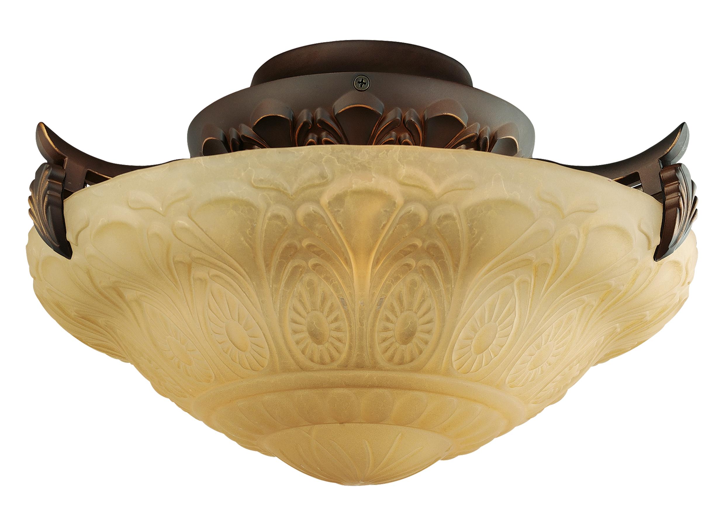 Mc164rb L Light Kit Royal Danube Roman Bronze