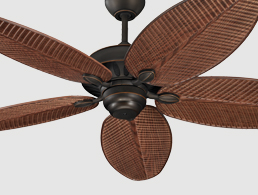 Selecting the correct ceiling fan style period dcor specific outdoor aloadofball Choice Image