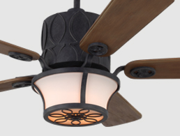 Selecting the correct ceiling fan style traditional transitional modern aloadofball Gallery