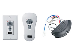 Reversible Wall - Hand-held Remote Control Kit