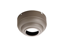 Slope Ceiling Adapter - Titanium
