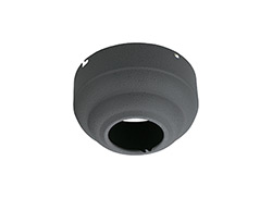 Slope Ceiling Adapter, Weathered Iron