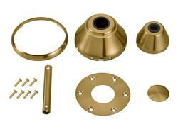 Maverick Custom Finish Kit - Burnished Brass