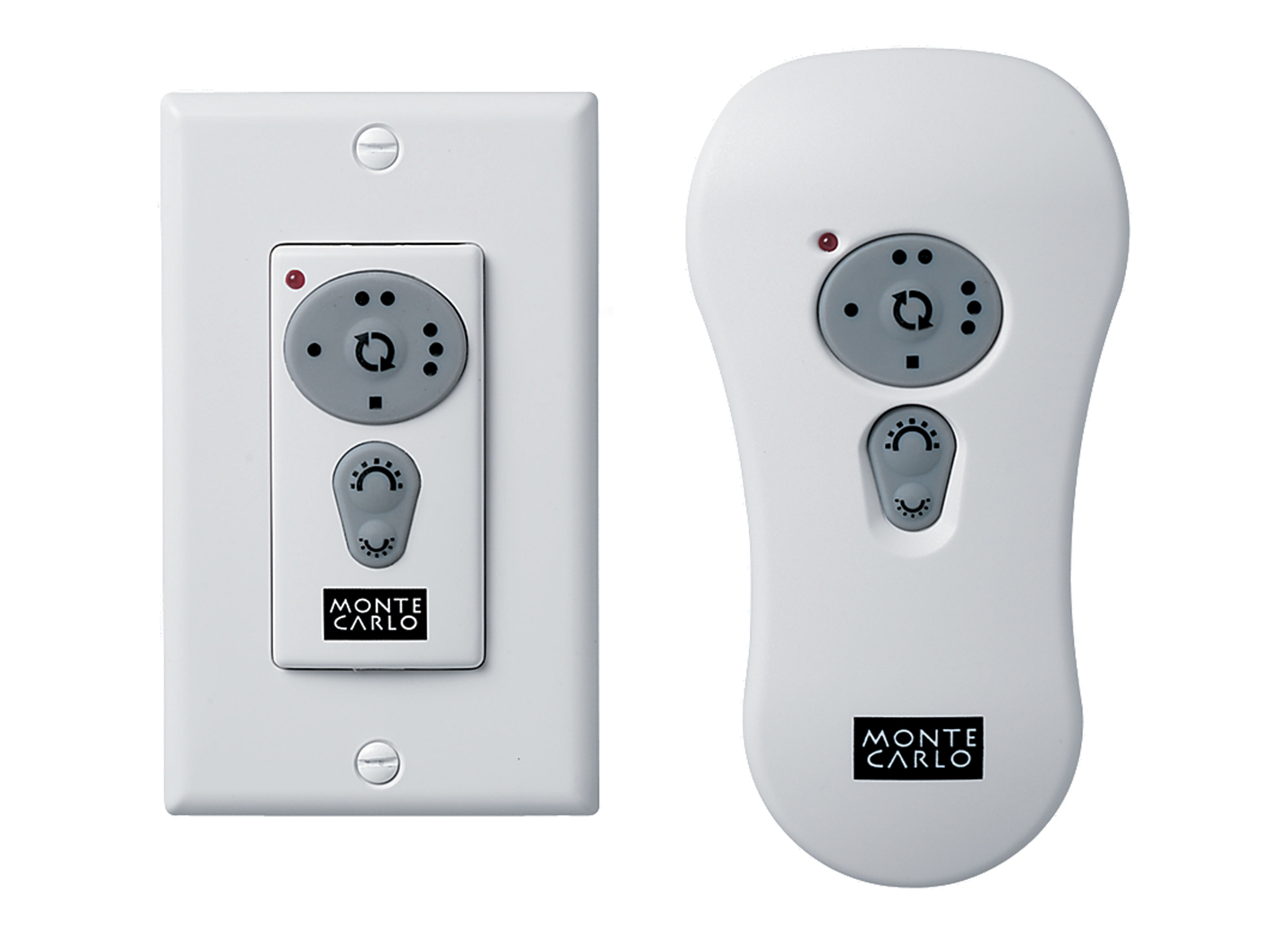 CT150 Reversible Wall Hand Held Remote Transmitter Accessory White