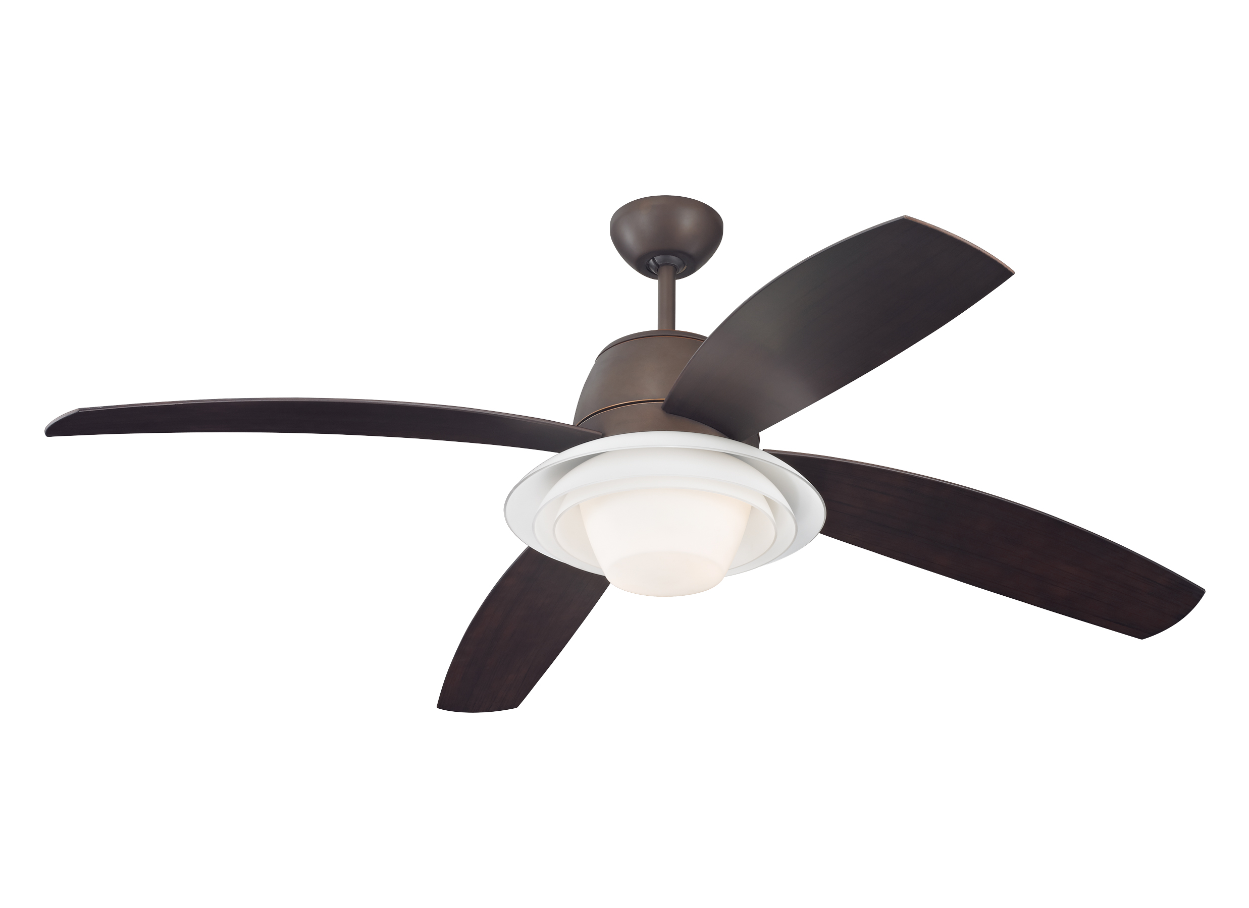 ceiling verse by casablanca index bronze inch fan led