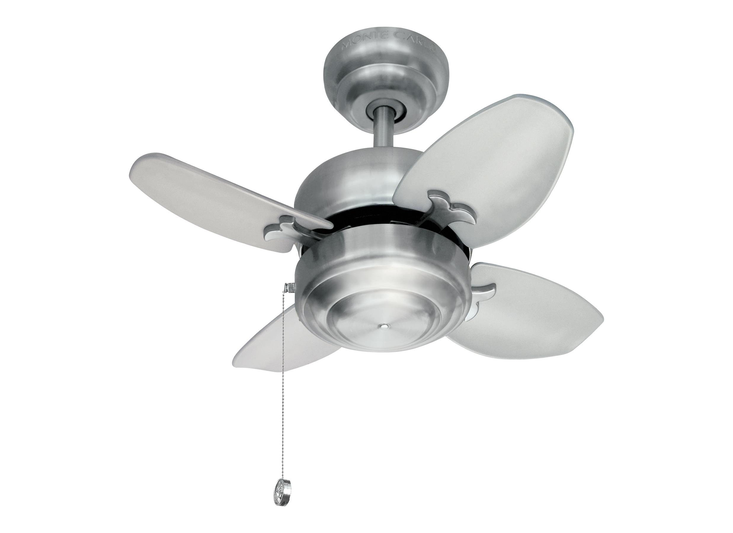 "4MC20BS 20"" Mini 20 Fan Brushed Steel Brushed Steel"