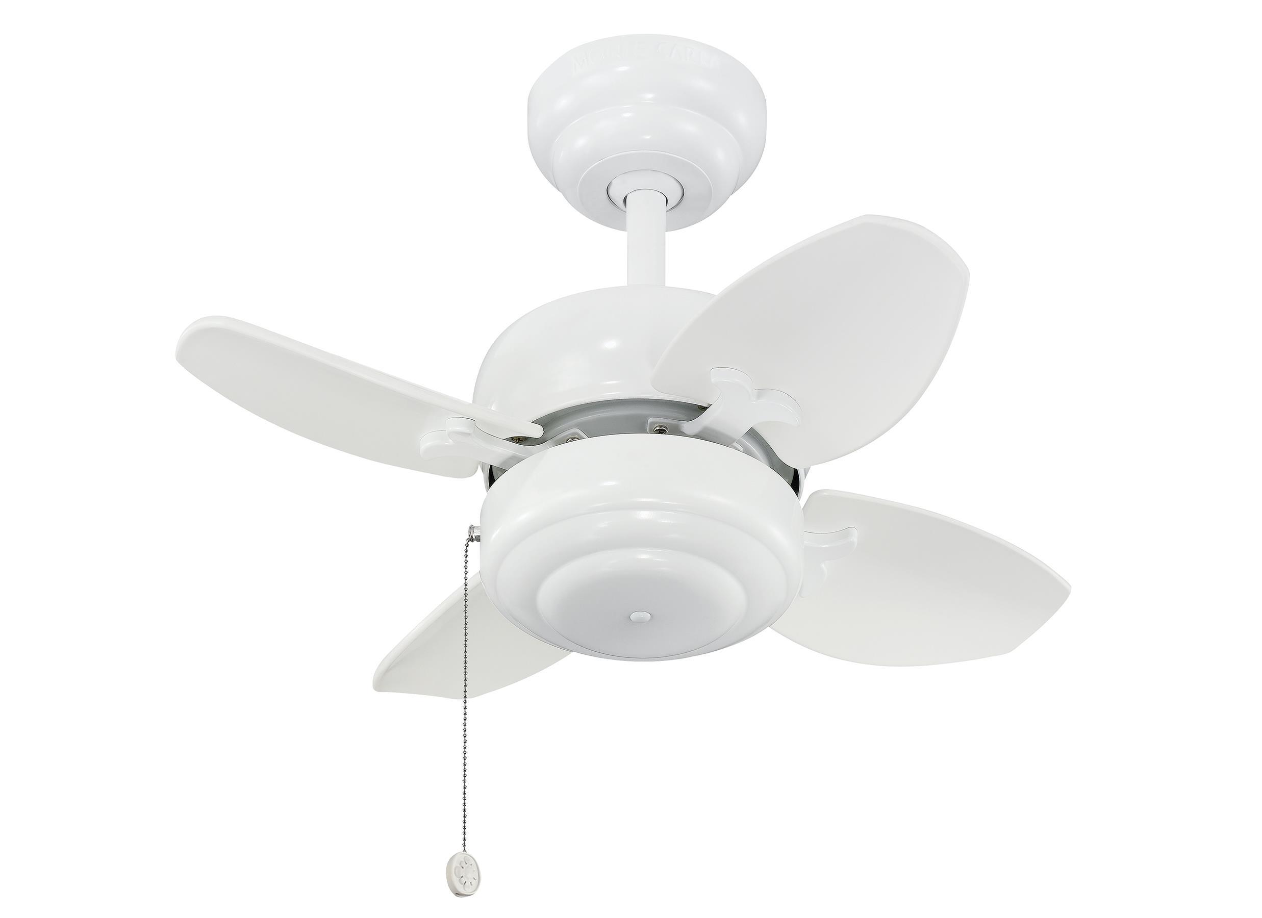 """4MC20WH 20"""" Mini 20 Fan White White"""