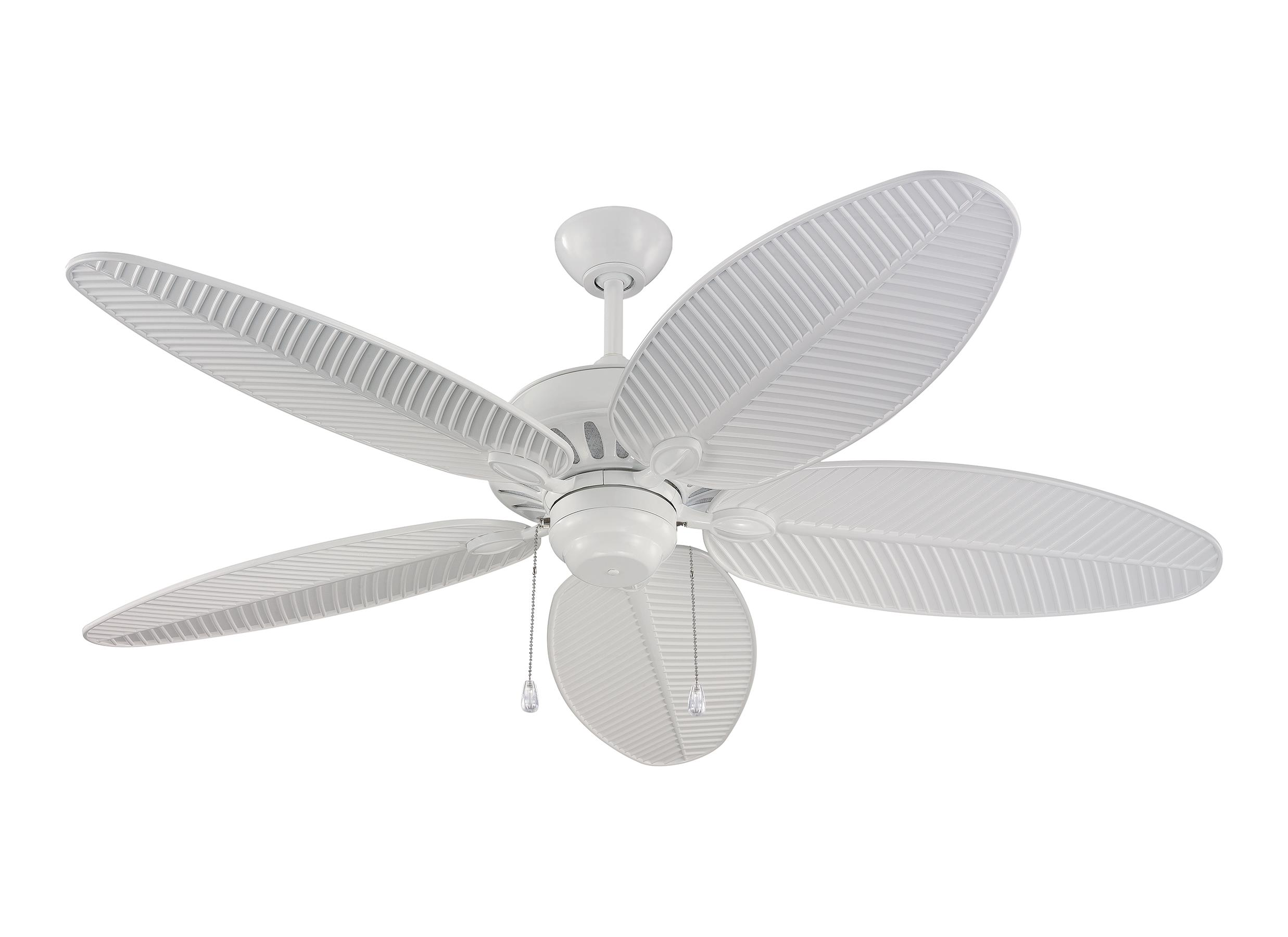 "5CU52WH 52"" Cruise Outdoor Fan White Wet Rated White"