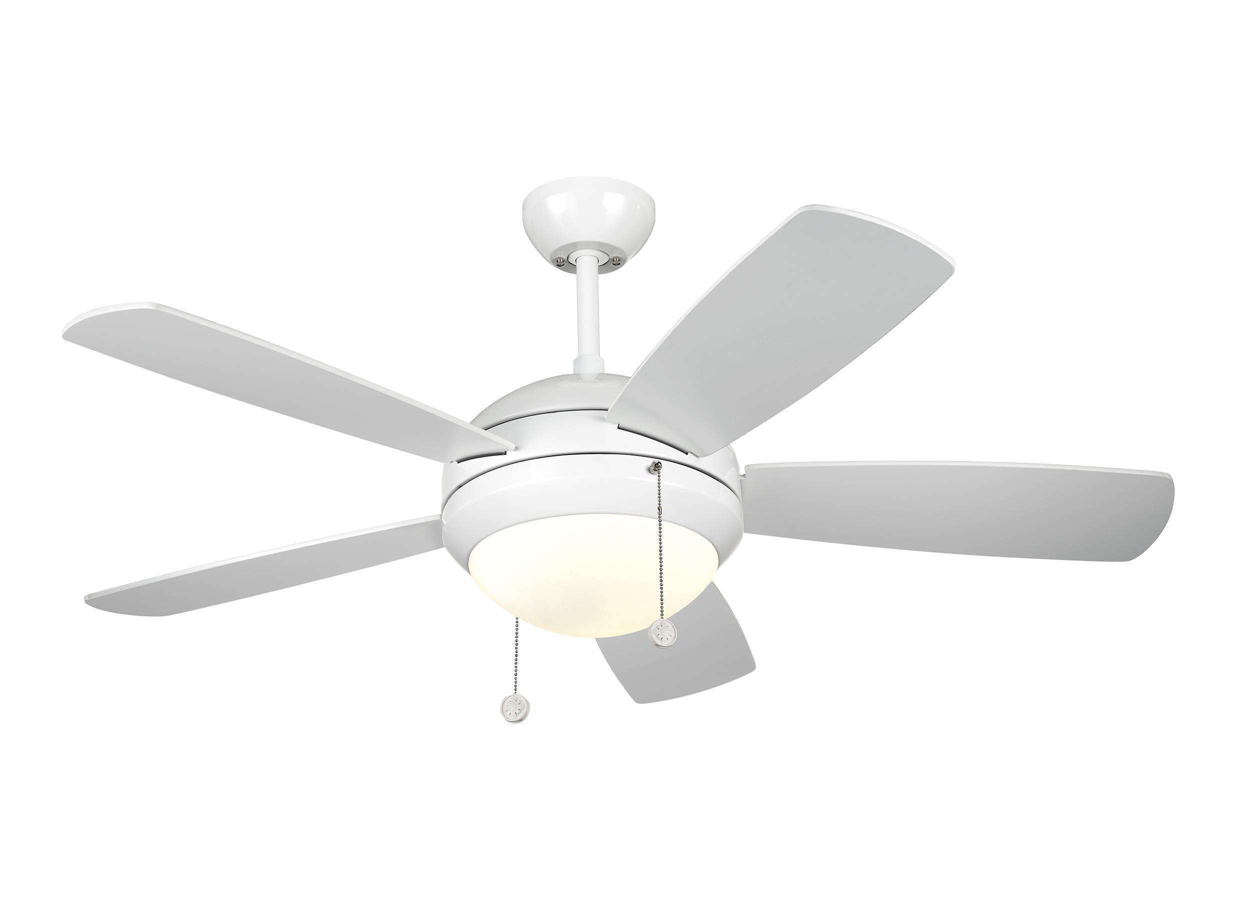 White Ceiling Fans by the Monte Carlo Fan pany